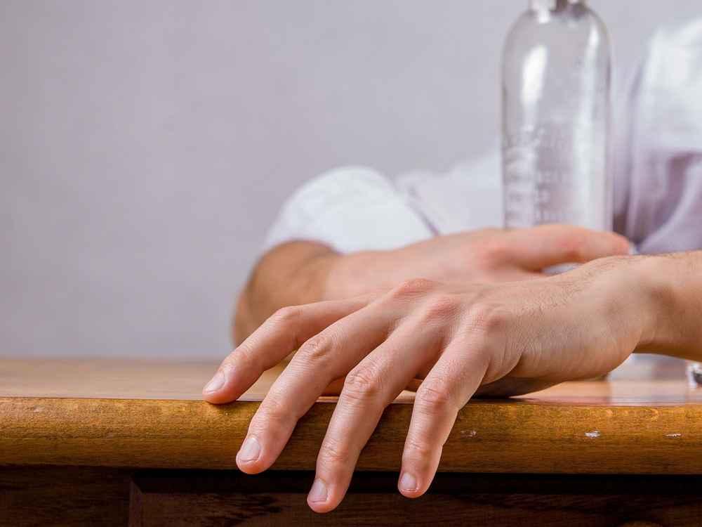 Ответственность за порошкообразную спиртовую продукцию
